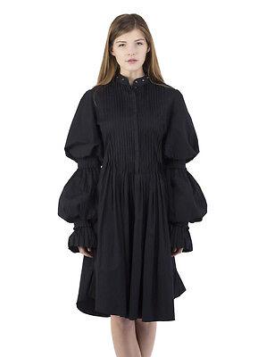 $3950 ALEXANDER MCQUEEN Dress Sz.48/12 + A $200 FREE GIFT