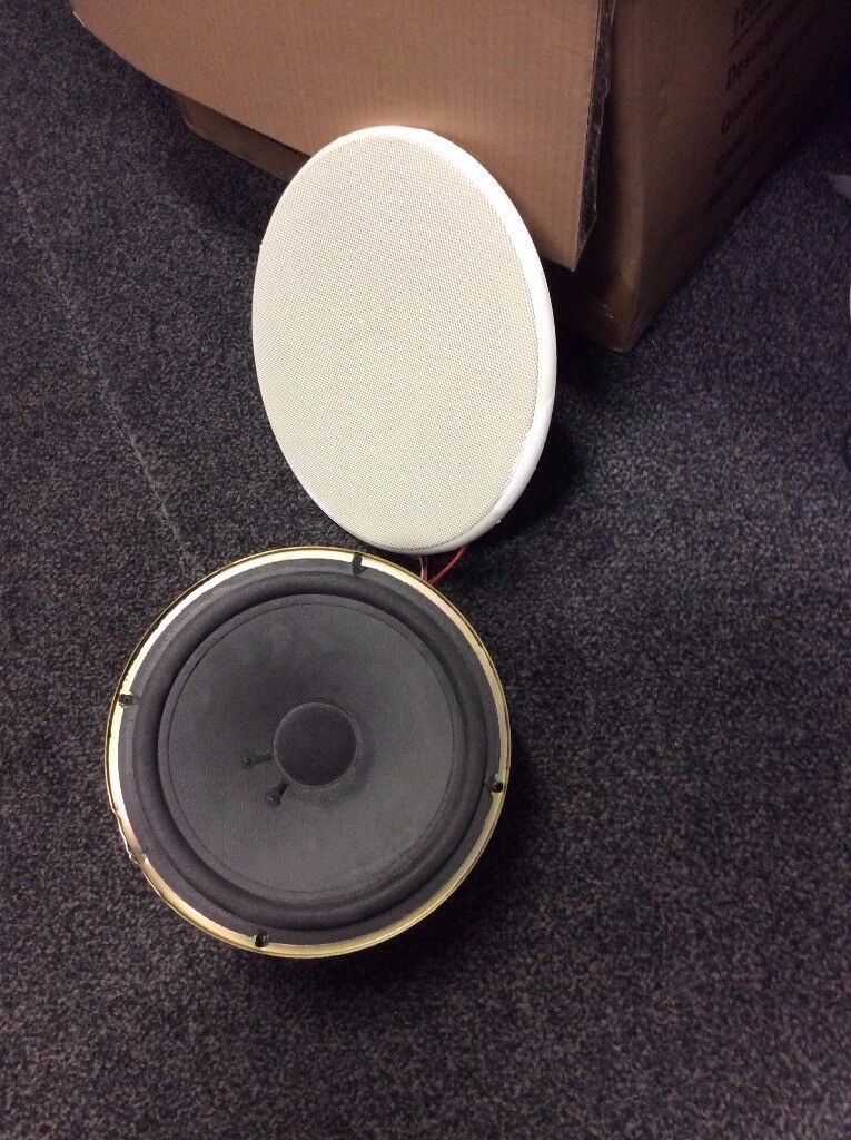 Speakers Priced to Sell - 4 ohm / 20 ohm