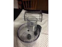 Kenwood multi -pro food processor spare parts