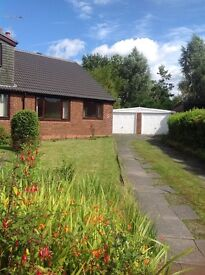 Bungalow to let