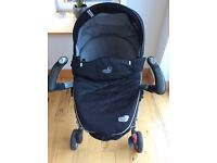 Bébé Confort Loola Windoo Carrycot & Pushchair 2 in 1 Travel System