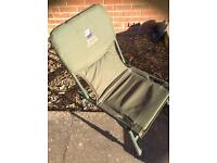 Coarse Fishing chair seat Pro Carp never used