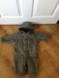 Coat Snow Suit Winter by John Rocha Lovely and warm - age 9 months but would fit larger