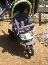 Push chair as new