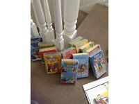 Selection of children's videos