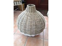 Beautiful large basket in excellent condition
