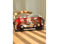 Maidstone Chevrolet 1957 Corvette model car.