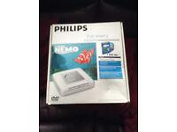 Philips finding NEMO DVD Video Player
