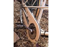 Vintage Dutch bike for sale - hub brakes and gears