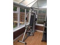 Top of the Range Multi Gym / weight machine