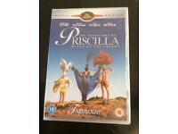 DVD Priscilla Queen of the Desert-NEW SEALED