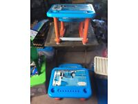 Thomas the tank engine drawing tables