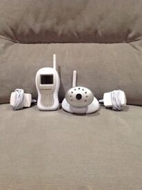 Baby Handheld Colour Video Monitor with Night Vision