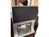 Panasonic Plasma TV and Smart Box