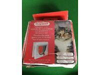 Cat flap brand new bargain