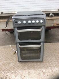 Hotpoint Ultima Freestanding Cooker
