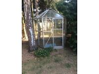 Greenhouse hexagon SSTC