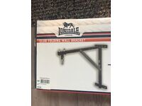 Lonsdale Folding Wall bracket for boxing bag