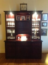 Impressive Display Cabinet suitable for lounge or dining room