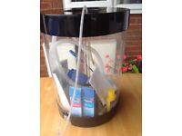 Bi-orb fish tank