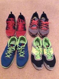 Boys Reebok Training Shoes