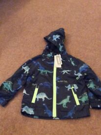 Debenhams boys raincoat 2-3 years