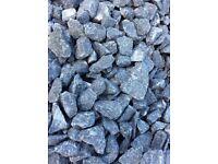 20 mm nevis grey garden and driveway chips/ gravel/ stones