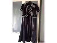 CC (County Casuals) dress and jacket Size 14/16