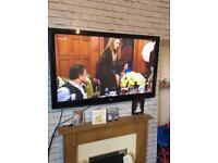"""50"""" LG HD tv"""