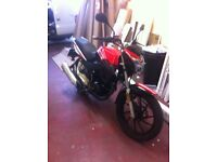 Lexmoto zsa 125cc (swap or sell) brand new