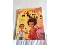A Right to be Hostile - The Boondocks Treasury Comic and Jumper (Large)