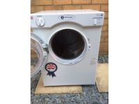 White Knight 3.5kg vented tumble dryer
