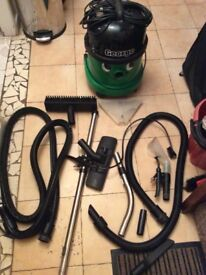 3 in 1 Vacuum Cleaner GVE370-2GREEN George Bagged Cylinder