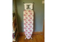 Ironing board, little used, ideal for students or first home
