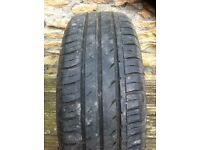 conti eco contact3 175/55 R15 tyres for smart 1999 rear