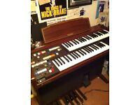 Technics organ inc stool and starter book