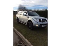 NISSAN Navara OUTLAW 2.5 DCI TRUCK