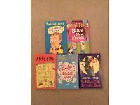 BRAND NEW, UNREAD Anne fine children's books