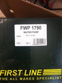 FWP 1790 water pump for ford