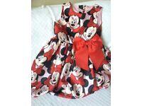 Beautiful Disney dress for little princesses 104cm