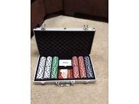 New Poker Set