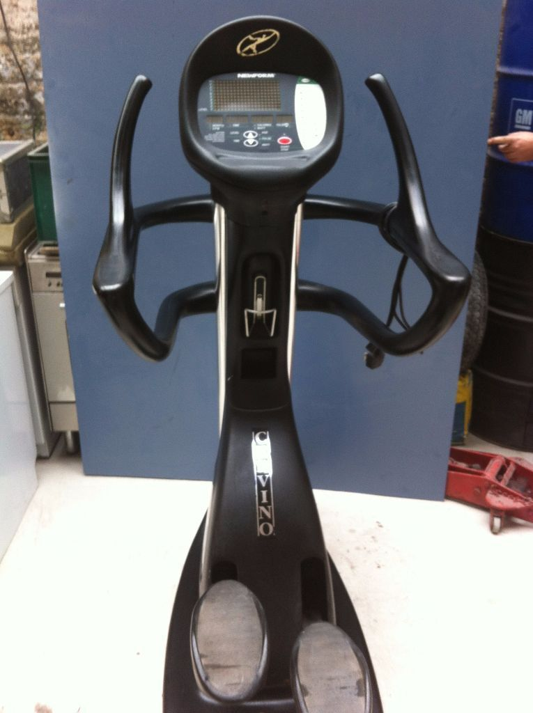 Newform Fitness Oxide Step Machine Commercial In