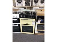 Electric leisure gourmet 60cm cooker with double oven RRP £529