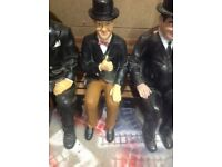 Quirky shop props vintage artist designed mannequins,collectables