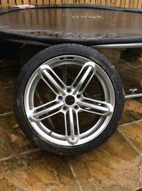 Alloy wheel VW AUDI