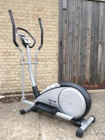 Kettler Zenith Electric Cross Trainer (Delivery Available)