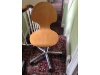 IKEA SWIVEL CHAIR HOME OR OFFICE