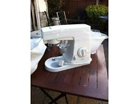 Kenwood Stand Mixer LOTS Accessories & Extras Like New
