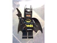 LEGO ~ BATMAN ~ Helicopter BAT MOBILE Mini fig Figure BATMOBILE Minifig DC Comic Marvel Star Wars