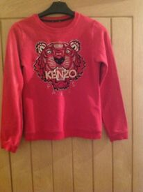 Genuine Kids Kenzo Pink Jumper